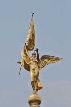 Washington DC Statues | First Division Memorial Monument, Washington DC, 2012 The Monument ...