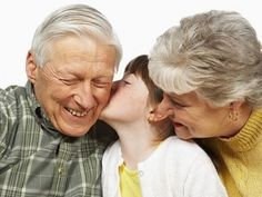 Grandparents are special.