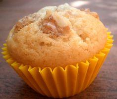 Receta de muffins de queso y nueces | Recetas para niños