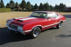 1970 Olds 442 W30455 cu.in