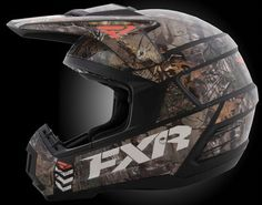 Torque Helmet - Motocross Gear, Snowmobile Apparel, Racing Jackets - FXR Racing