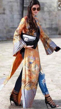 Ponto Moda: Kimono Mania