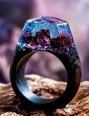 These rings are out of this world!