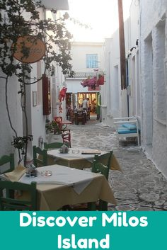 What to do on Milos Island Greece