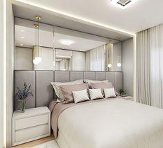 Room Design Bedroom, Bedroom Furniture Design, Bedroom Colors, Master Bedroom, Bedroom Decor, T Home, Pink Room, My Room, My Dream Home