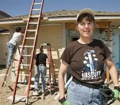 Find a Habitat for Humanity volunteer program in your area. Learn more about volunteering to provide maintenance and weatherization of homes, special opportunities for youth, educational programs for women, and volunteer and employment opportunities for veterans and military members at habitat.org.