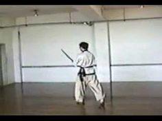 Korean Martial Art Sword Form - OaeGeom - CHeonYuRyu