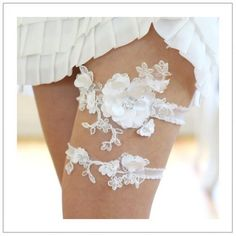 / Bianco Cerimonia Nuziale > Wedding Garter Chic #812619 - Weddbook