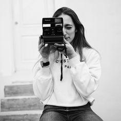 Polaroid @irene_rain