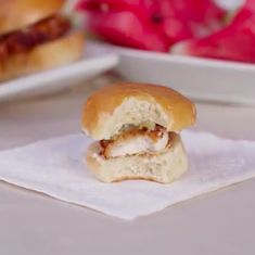 Buttermilk Fried Chicken Sliders For all those Tasty recipes you save, create a shopping list from anywhere with the Samsung Family Hub™.