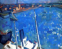 Andre Derain - Le Havre, 1906-07
