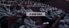 Fiftyfiftys Frozen Cinema Simulates Being Homeless In Guerrilla Campaign Guerilla Marketing Photo Street Marketing, Guerilla Marketing, Creative Communications, Sneak Attack, Social Awareness, Cool Style, Campaign, Web Design, Advertising
