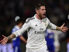 """Sergio Ramos: """"We didn't play a great game"""" #Real_Madrid #Football"""