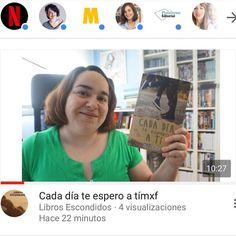 """Carmen on Instagram: """"Nueva reseña en el canal."""""""