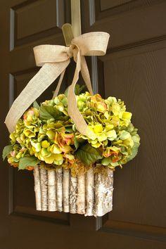 fall wreath autumn wreath front door wreath fall by aniamelisa