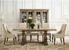 Avondale Dining Table At Havertys