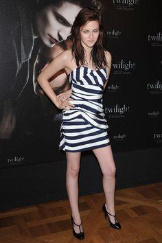 Amo esse sapato e adoro esse vestido... arrasou Kristen! \o/