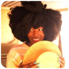 Expectations for 4c Natural Hair - Shinestruck