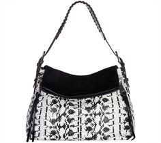As Is Aimee Kestenberg Vintage Leather Hobo - Vertigo Vertigo, Hobo Bag, Vintage Leather, Boho Shorts, Shoulder Bag, Purses, Accessories, Qvc, Style