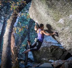 www.boulderingonline.pl Rock climbing and bouldering pictures and news Nina Williams | #tbt
