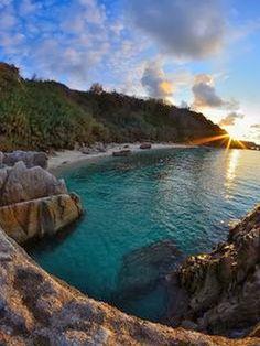 Beautiful Beaches Around The World | Okinawa, Japan