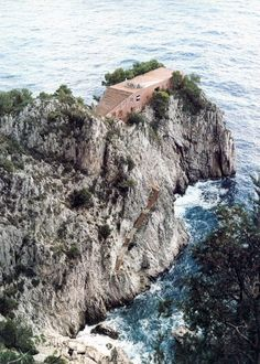 Adalberto Libera's Villa Malaparte, Capri / Italy