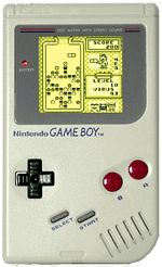 Game Boy and Tetris- Mema Betty also bought One for herself! She was the champion of tetris!