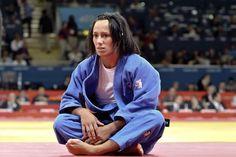 Judoca Joana Ramos de ouro no Grand Slam de Tyumen  A atleta lusa brilhou com o triunfo sobre a chinesa Yingnan Ma na final.