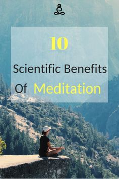 Different forms of meditation have been used for thousands of years as a spiritual practice to create inner peace. But today, meditation is just as much scientific and secular as it is spiritual, with loads of exciting studies revealing exactly what medit Meditation For Health, Easy Meditation, Meditation Benefits, Meditation For Beginners, Meditation Techniques, Chakra Meditation, Meditation Practices, Spiritual Practices, Meditation Music