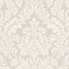 Tapete Barock Ornament Rasch Pure Vintage beige 449020