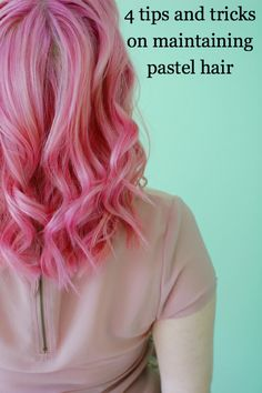 Want pastel hair? Read this first!
