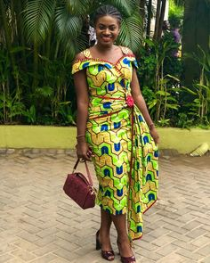 perfect short African dresses for 2019 Short African Dresses, African Blouses, African Fashion Dresses, Ghanaian Fashion, African Outfits, Fashion Outfits, African Fashion Designers, African Print Fashion, African Prints