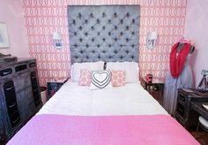 How to design a great room for a teen girl | Paint + Pattern