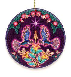 Huichol Ornament  Mexico