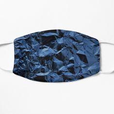 Spandex Fabric, Snug Fit, Cotton Tote Bags, Chiffon Tops, Masks, Art Prints, Printed, Awesome, Blue