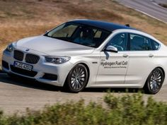 BMW Designworks And Shell Collaborate For Hydrogen Fuel Technology