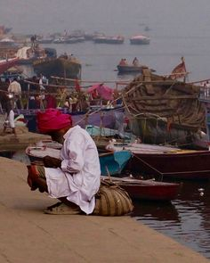 L'Inde sacrée à Varanasi, Inde