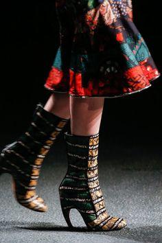 Givenchy by Riccardo Tisci alla Paris Fashion Week