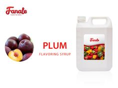 Buy Plum Syrup At $ 21.95-Fanale