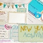 A Year of memories. Need something quick to add to your New Year's Night plans? In less than 10 minutes you can add something meaningful to end your year right AND create a new tradition for years to come! We've got you covered!