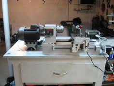 A benchtop cnc lathe build - Page 14