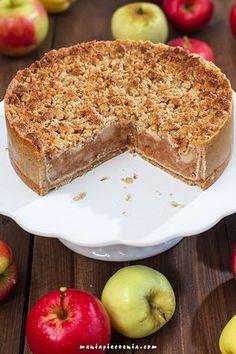 Kinds Of Desserts, Low Carb Desserts, Vegan Desserts, Delicious Desserts, Yummy Food, Apple Recipes, Raw Food Recipes, Sweet Recipes, Dessert Recipes