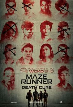 The Maze Runner: The Death Cure - An ok movie, but a course the lead is the one with the cure, lame. It's a long movie, but didn't seem long. Maybe because I watched it 1 half hour at a time, instead of all at once. Newt Maze Runner, Maze Runner Thomas, Maze Runner Death Cure, Maze Runner Funny, Maze Runner Movie, Dylan Thomas, Dylan O'brien, Maze Runner Trilogy, Maze Runner Series