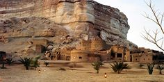Adrere Amellal in Siwa, Egypt: spectacular desert eco-lodge with a pool and a night sky to amaze you.