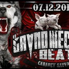 PODCAST FOR LE GRAND MERCHANT BEAT #10 & 2 YEAR ANNIV_07.12.13 by The Dj Producer on SoundCloud Hard Music, The Dj, Cabaret