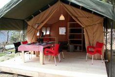 Petitensuite tent tentenensuite.nl Frankrijk