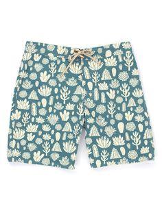 c9c4c24ceb Mollusk Green Cactus Swim Trunks Gay Outfit, Mens Boardshorts, Cactus  Swimsuit, Men's Swimsuits