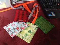 DIY: Crafting It Myself: Luggage Tags for the Traveler in Us All