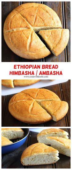 Best Bread Recipe, Bread Recipes, Baking Recipes, Dessert Recipes, Ethiopian Bread, Best Breakfast Recipes, Vegan Breakfast, Breakfast Ideas, Best Christmas Recipes