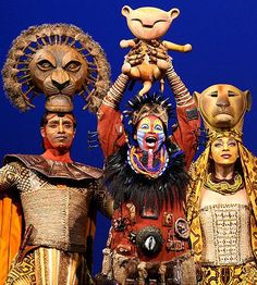 Saw the Broadway Production of The Lion King In Louisville March 2015! PHENOMENAL SHOW!